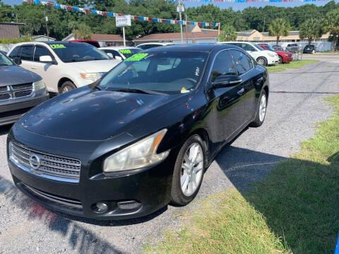 2011 Nissan Maxima for sale at Auto Mart - Dorchester in North Charleston SC