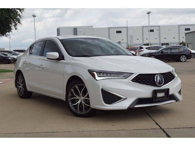 2019 Acura ILX for sale in Fort Worth, TX