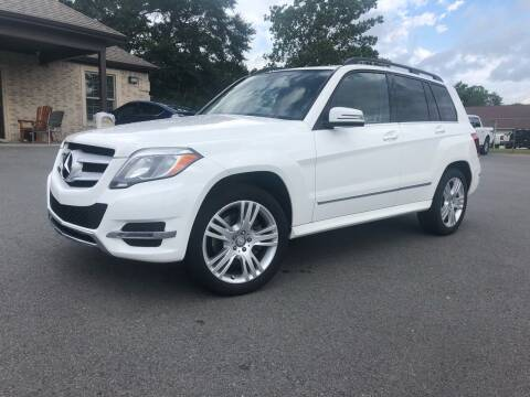 2015 Mercedes-Benz GLK for sale at Callahan Motor Co. in Benton AR