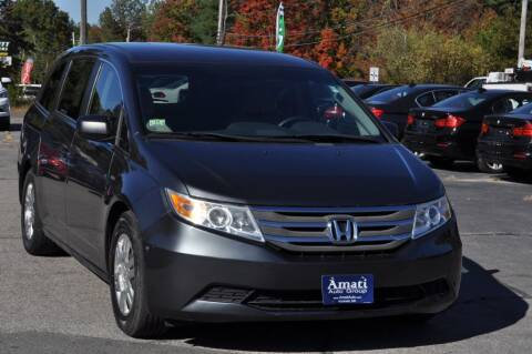 2011 Honda Odyssey for sale at Amati Auto Group in Hooksett NH