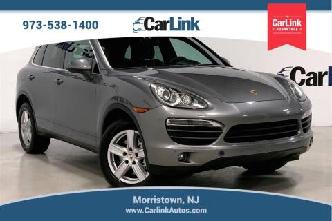 2011 Porsche Cayenne for sale at CarLink in Morristown NJ