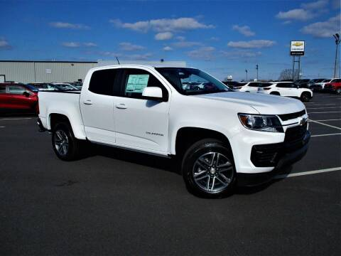 2021 Chevrolet Colorado for sale at Auto Gallery Chevrolet in Commerce GA