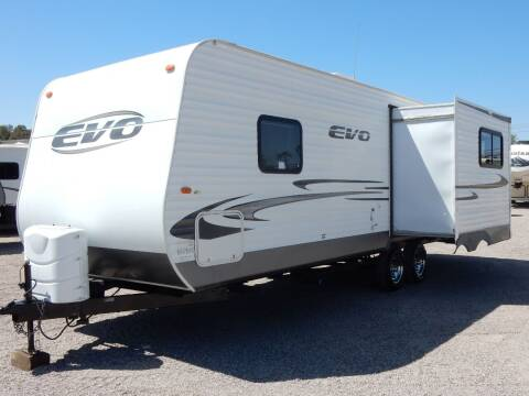 2013 Forest River Evo 2460