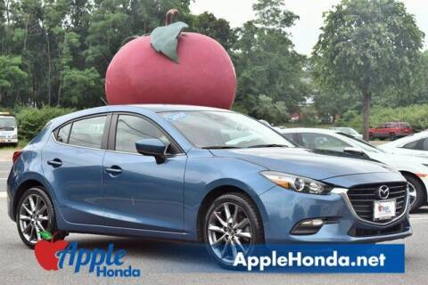 2018 Mazda MAZDA3 for sale at APPLE HONDA in Riverhead NY