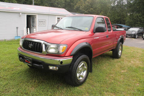 2003 Toyota Tacoma for sale at Manny's Auto Sales in Winslow NJ
