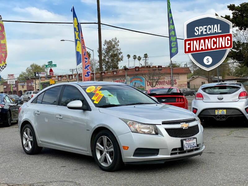 2013 Chevrolet Cruze for sale at Stark Auto Sales in Modesto CA