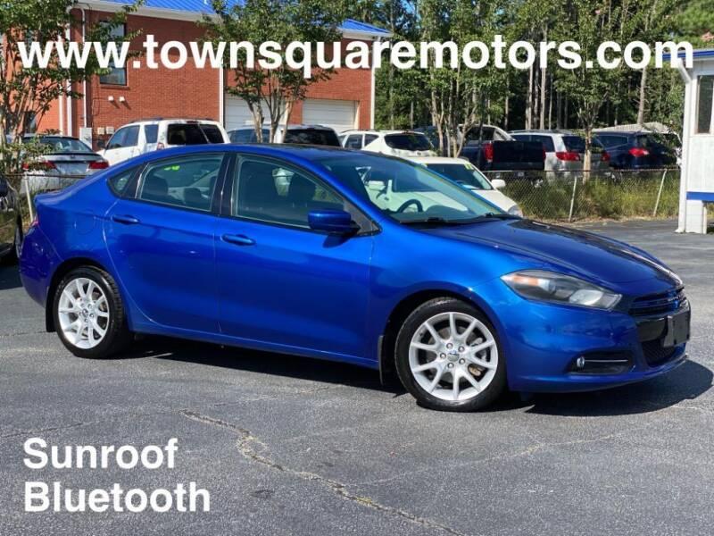 2013 Dodge Dart for sale at Town Square Motors in Lawrenceville GA