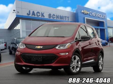 2020 Chevrolet Bolt EV for sale at Jack Schmitt Chevrolet Wood River in Wood River IL