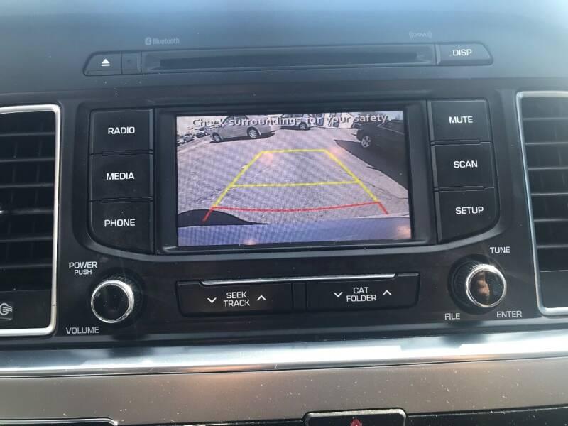 2015 Hyundai Sonata SE 4dr Sedan - Lawton OK