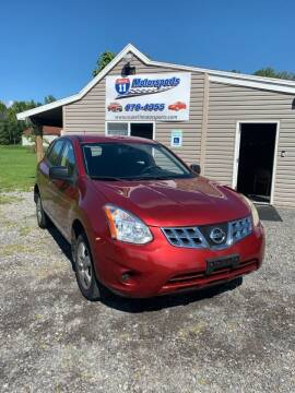 2011 Nissan Rogue for sale at ROUTE 11 MOTOR SPORTS in Central Square NY