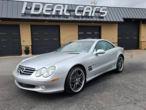 2003 Mercedes-Benz SL-Class for sale at I-Deal Cars in Harrisburg PA
