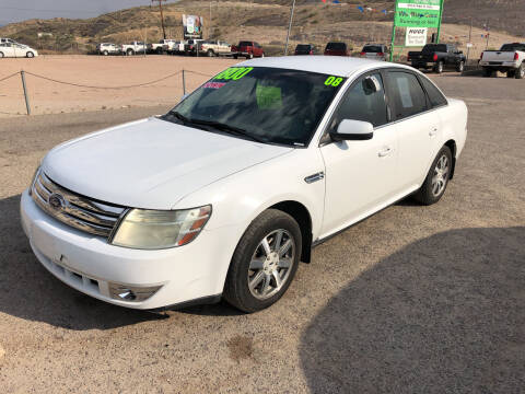 2008 Ford Taurus for sale at Hilltop Motors in Globe AZ