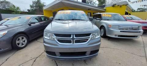 2013 Dodge Journey for sale at Frankies Auto Sales in Detroit MI