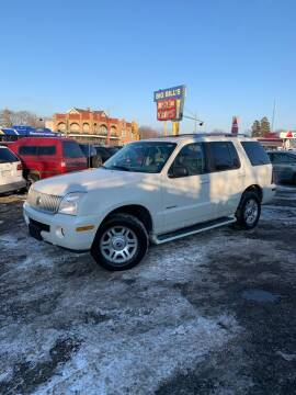 2003 Mercury Mountaineer for sale at Big Bills in Milwaukee WI