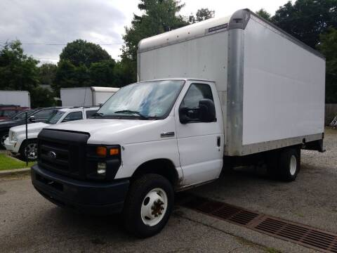 2017 Ford E-Series Chassis for sale at AMA Auto Sales LLC in Ringwood NJ