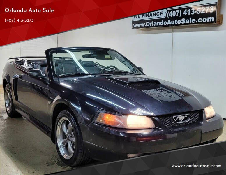 2003 Ford Mustang for sale at Orlando Auto Sale in Orlando FL