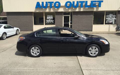 2011 Nissan Altima for sale at Truck and Auto Outlet in Excelsior Springs MO