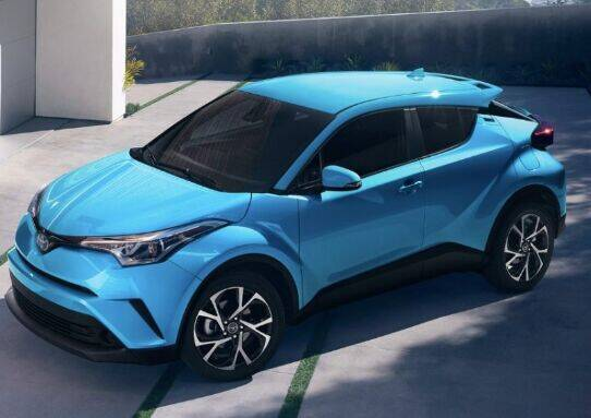 2021 Toyota C-HR for sale at Diamante Leasing in Brooklyn NY