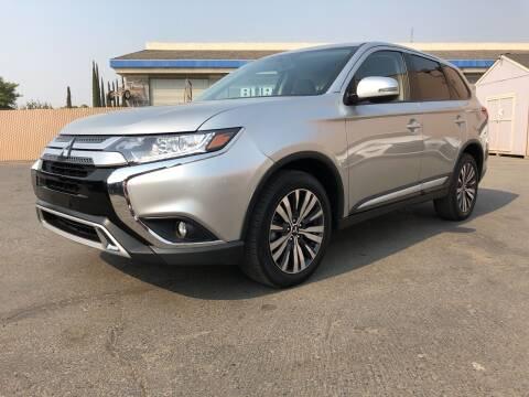 2019 Mitsubishi Outlander for sale at Cars 2 Go in Clovis CA