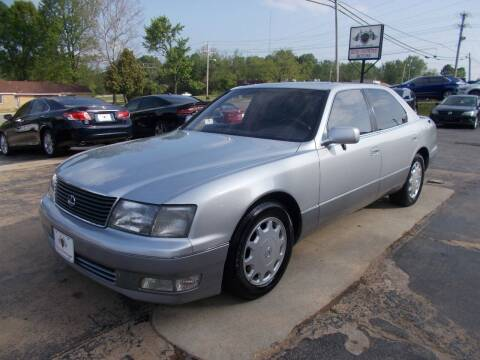 1995 Lexus LS 400 for sale at High Country Motors in Mountain Home AR