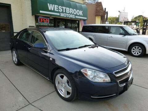 2008 Chevrolet Malibu for sale at Westbrook Motors in Grand Rapids MI