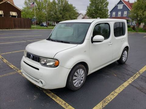 2009 Nissan cube for sale at USA AUTO WHOLESALE LLC in Cleveland OH