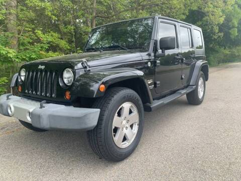 2008 Jeep Wrangler Unlimited for sale at The Car Store in Milford MA