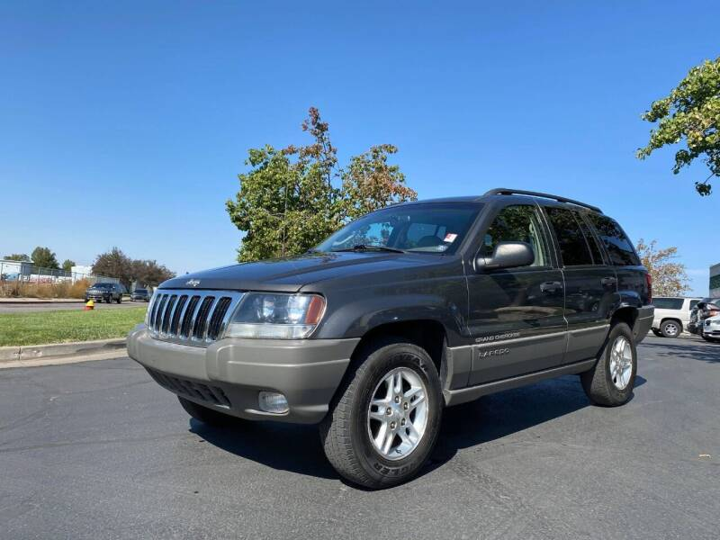 2002 Jeep Grand Cherokee for sale at All-Star Auto Brokers in Layton UT