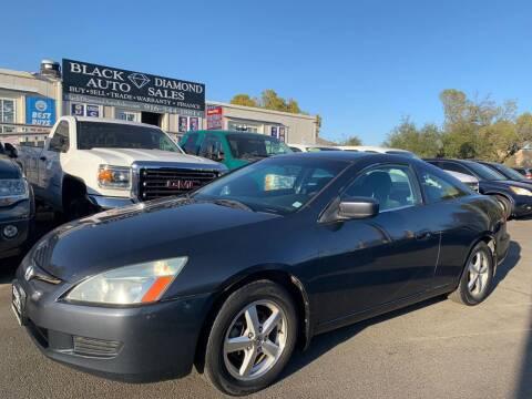 2004 Honda Accord for sale at Black Diamond Auto Sales Inc. in Rancho Cordova CA