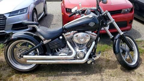 2008 Harley-Davidson FSCW ROCKER C for sale at High Line Auto Sales of Salem in Salem NH