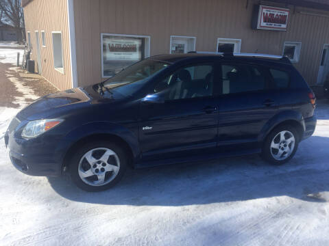 2008 Pontiac Vibe for sale at Palmer Welcome Auto in New Prague MN