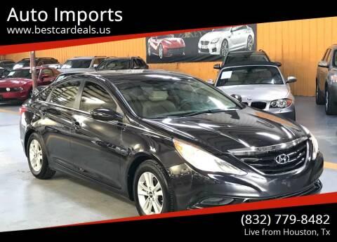 2011 Hyundai Sonata for sale at Auto Imports in Houston TX