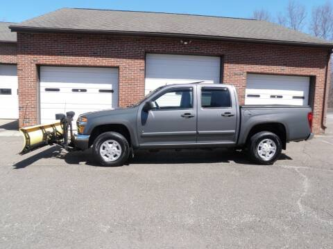 2008 Chevrolet Colorado for sale at Wolcott Auto Exchange in Wolcott CT