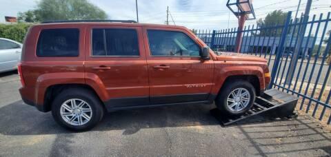 2012 Jeep Patriot for sale at Juniors Auto Sales in Tucson AZ