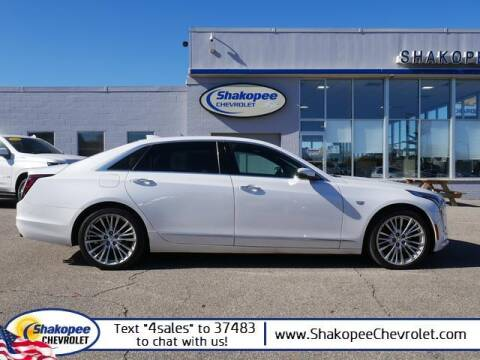 2019 Cadillac CT6 for sale at SHAKOPEE CHEVROLET in Shakopee MN