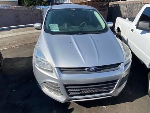 2013 Ford Escape for sale at Affordable Auto Inc. in Pico Rivera CA