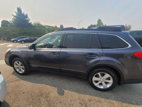2013 Subaru Outback for sale at Independent Performance Sales & Service in Wenatchee WA