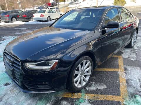 2013 Audi A4 for sale at Premier Automart in Milford MA