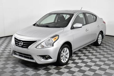 2017 Nissan Versa for sale at Southern Auto Solutions-Jim Ellis Volkswagen Atlan in Marietta GA