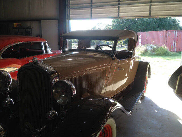 1932 Plymouth PB DeLuxe Business Roadster for sale at CarsBikesBoats.com in Round Mountain TX