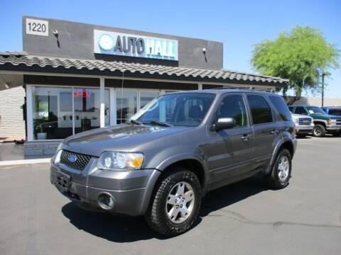 2005 Ford Escape for sale at Auto Hall in Chandler AZ