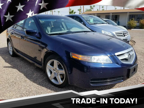2005 Acura TL for sale at 48TH STATE AUTOMOTIVE in Mesa AZ