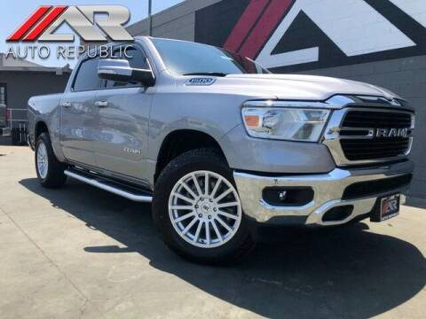 2019 RAM Ram Pickup 1500 for sale at Auto Republic Fullerton in Fullerton CA