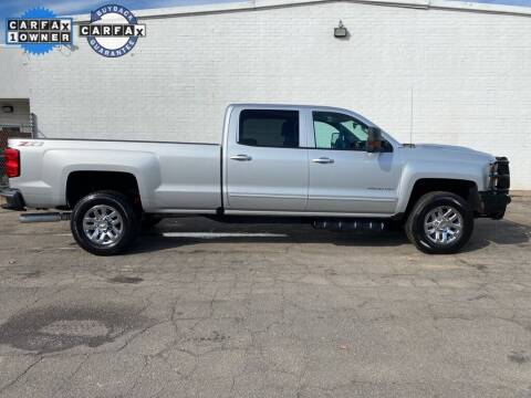 2019 Chevrolet Silverado 3500HD for sale at Smart Chevrolet in Madison NC