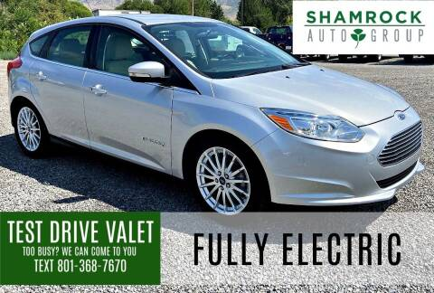 2013 Ford Focus for sale at Shamrock Group LLC #1 in Pleasant Grove UT