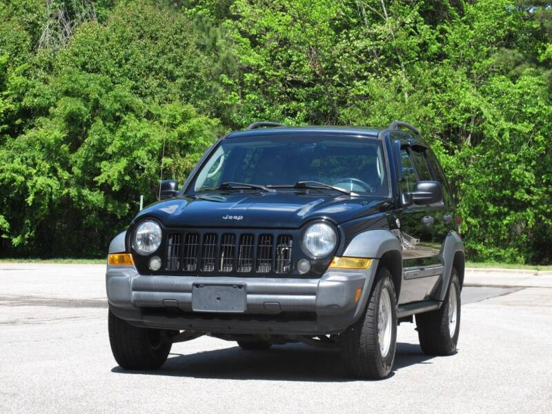 2007 Jeep Liberty for sale at Best Import Auto Sales Inc. in Raleigh NC