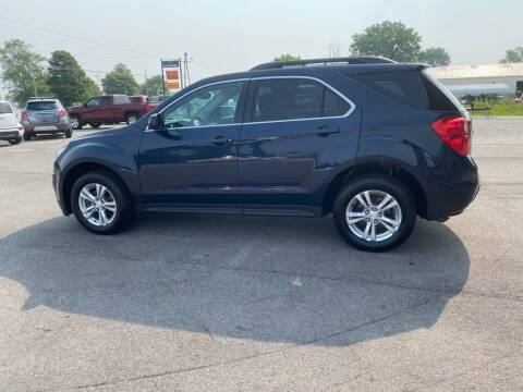 2015 Chevrolet Equinox for sale at Wildfire Motors in Richmond IN