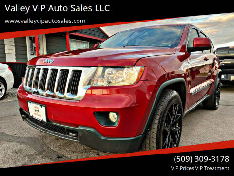2011 Jeep Grand Cherokee for sale at Valley VIP Auto Sales LLC in Spokane Valley WA