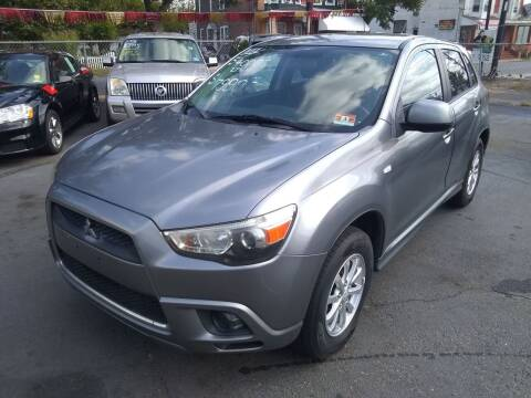 2011 Mitsubishi Outlander Sport for sale at Wilson Investments LLC in Ewing NJ