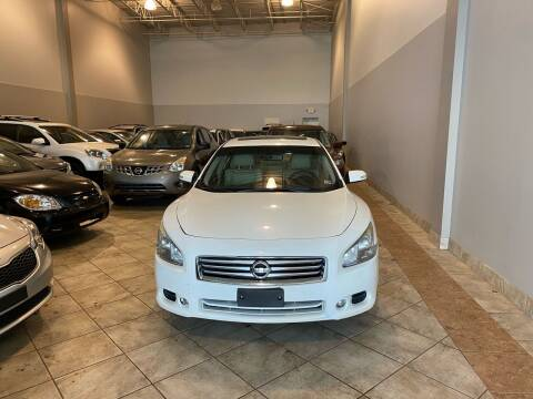2012 Nissan Maxima for sale at Super Bee Auto in Chantilly VA